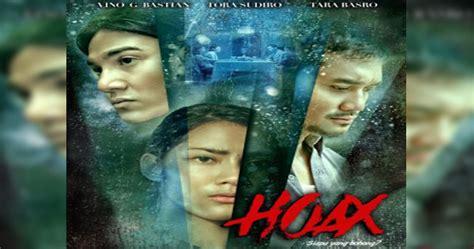 film layar lebar yang dibintangi tora sudiro film hoax punya dua versi begini cerita tora sudiro