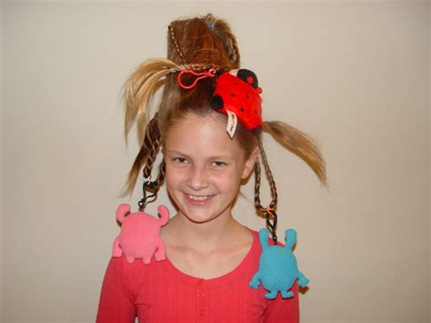 crazy hair day hairstyle hairstyles for girls hairstyle for crazy hair day 7 crazy hair day styles for