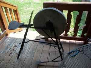 antique wheel sharpening for sale antique pedal powered grindstone sharpening tool for sale