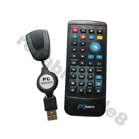 Pc Remote Controller Usb Computer Remote Media Centre Controller Pc