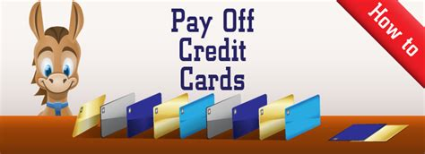 Gift Card To Pay Off Credit Card - how to pay off credit card debt 8 smart steps