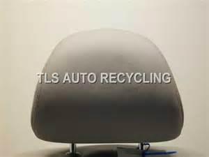 2007 lexus ls 460 headrest 71910 50570 b0la10 gray front