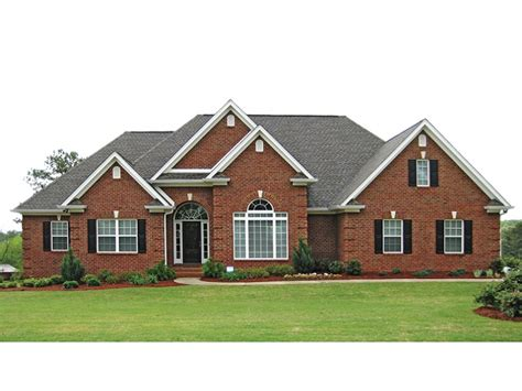 new american home plans home plan homepw25556 2310 square foot 3 bedroom 3