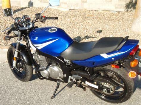 Suzuki Gs 500 2004 2004 Suzuki Gs 500