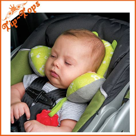infant car seat support new 2013 baby car headrest baby support headrest