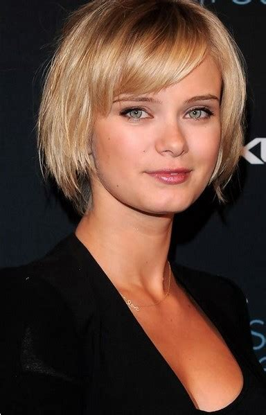 blunt haircuts for fine hair 3 flattering hairstyles for thick fine hair pretty designs