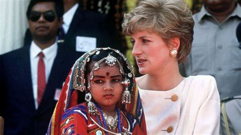 Diana India New Hitam princess diana in india a look back photos abc news