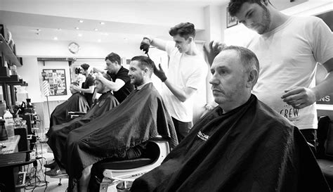 barber s manchester barbers flanagans gents hairdressers