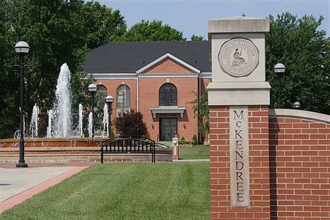 Mckendree Mba Ranking by Best Nursing Programs Of 2017 Scholar