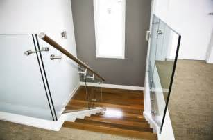 Wood Railings And Banisters Gallery Glass Railings And Stainless Steel Railings