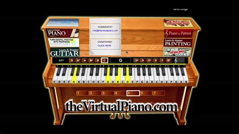 comfortably numb demo comfortably numb on the virtual piano chords chordify