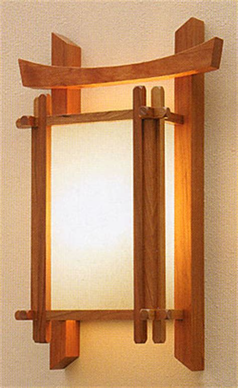 Japanese Wall Sconce Japanese Woodworking Forum Tarman