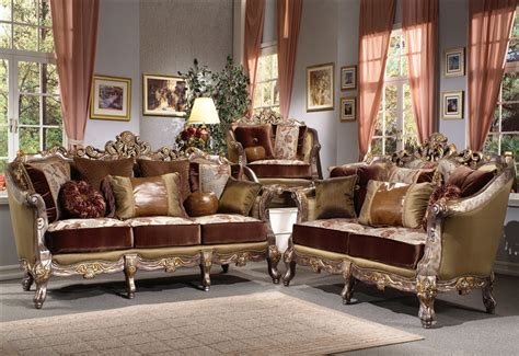 Homey Design Living Room Sets Ocana Silver 2 Living Room Set By Homey Design Hd 9668