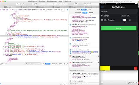 webkit tap highlight color phonegap day workshop
