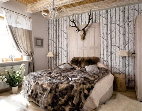 lodge bedroom decor cottage decor ideas in neutral colors enhancing rustic
