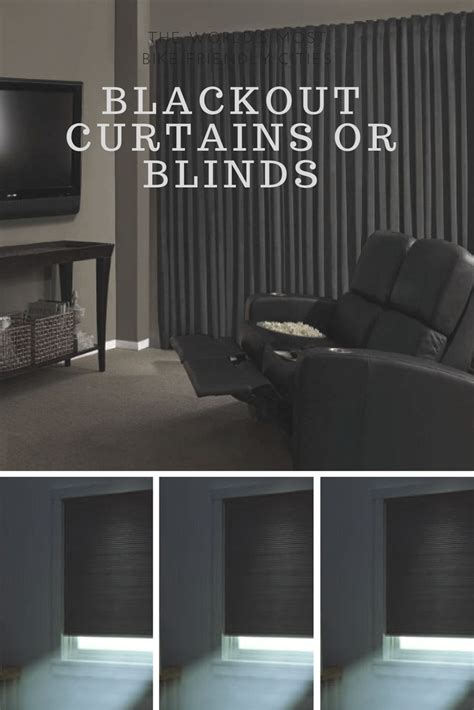 should you buy blackout window blinds or curtains