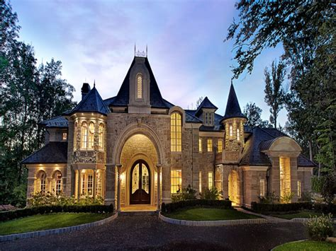 luxury castles homes house plans big beautiful castle