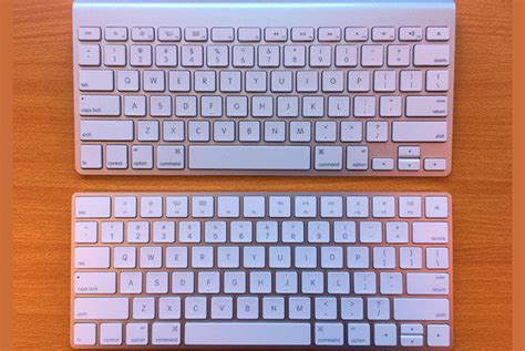 difference between us layout keyboard and uk apple magic keyboard review should have called it basic