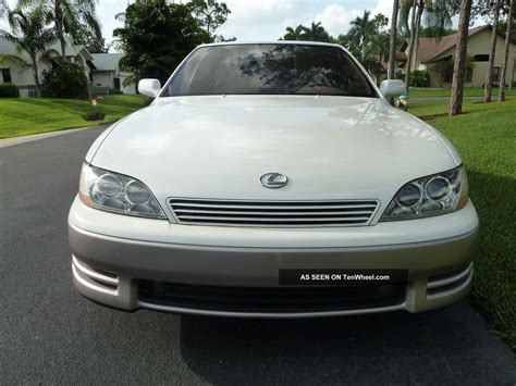 repair anti lock braking 1992 lexus es user handbook lexus es 300 1992 pearl white