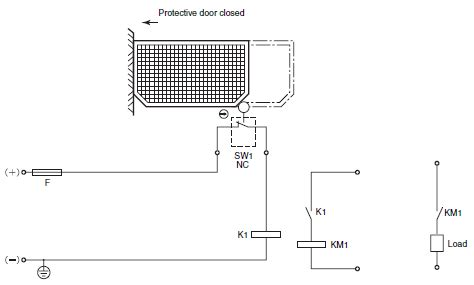 safety circuit examples  safety components technical