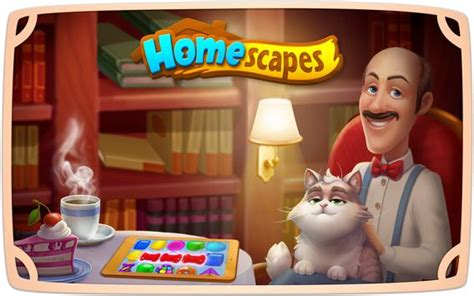 homescapes apk   casual game  android