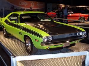 Chrysler Dealership Ta Dodge Challenger 1970 1974 1st Generation Amcarguide