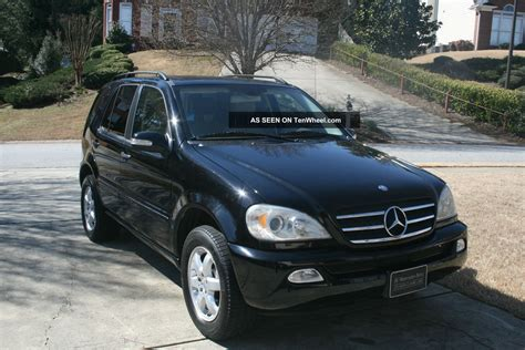books on how cars work 2005 mercedes benz m class security system 2005 mercedes ml500 black tan books records nr