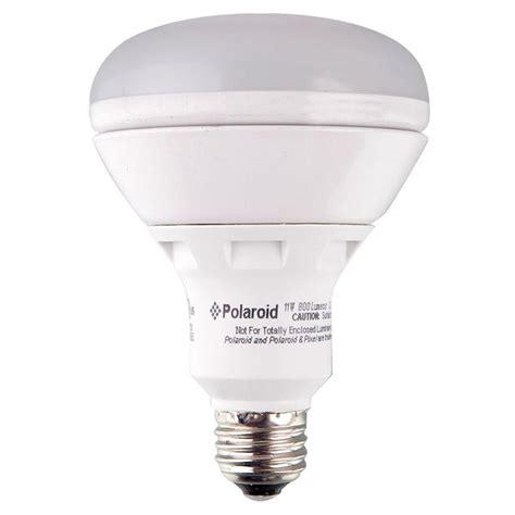 Polaroid Lighting 75w Equivalent Bright White 3000k Br30 Br30 Led Flood Light Bulb