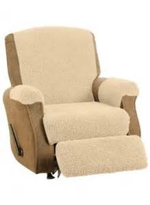 fleece recliner chair covers covers for recliners foter