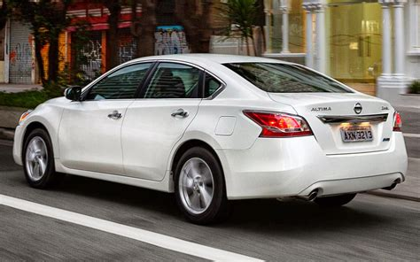 Nissan Altima 2014 Pre 231 O Consumo E Especifica 231 245 Es Car
