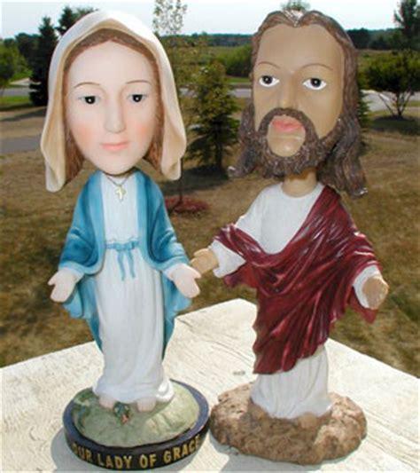 bobblehead jesus ship of fools gadgets for god