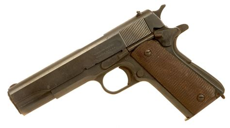 deactivated wwii lend lease remington rand made colt
