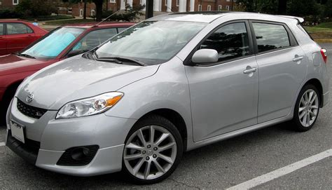 old car manuals online 2012 toyota matrix electronic valve timing file 2nd toyota matrix xrs 09 14 2010 jpg wikimedia commons