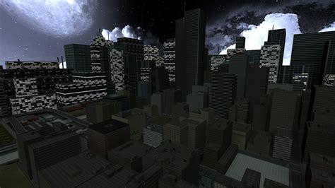 sfm maps sfm bigcity night lighting test by sarcastic brony on