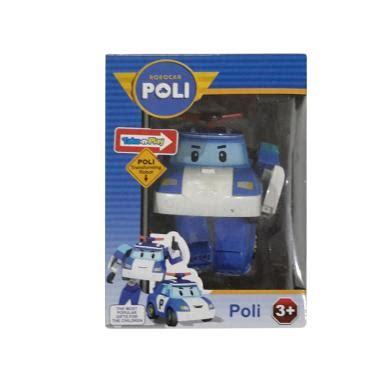Mainan Anak Laki Laki Robot Poli 4 Pcs Packing cl kiddos blibli