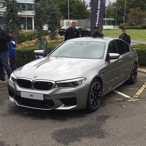 m5 f90 real photos of f90 bmw m5 in donington grey metallic