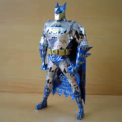 Can Sculpture Recycled Beer Amp Soda Can Sculptures Of Pop Culture Characters