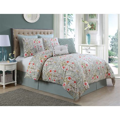 lark manor enora 8 piece comforter set reviews wayfair