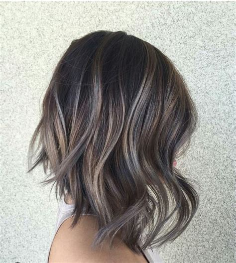 how long does ombre last the new ombre grey hair trend looks good on every hair
