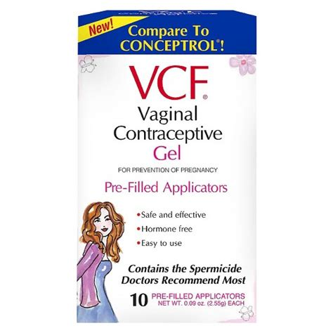 Vcard Gift Card Balance Check - vcf 174 contraceptive gel pre filled applicators 10 count target