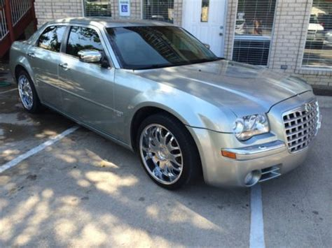 automobile air conditioning service 2005 chrysler 300c electronic throttle control purchase used 2005 chrysler 300c 48k miles hemi in garland texas united states for us 10 950 00