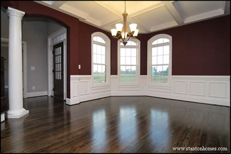 Houses With Wainscoting 13 Top Wainscoting Ideas Raleigh New Home Builders