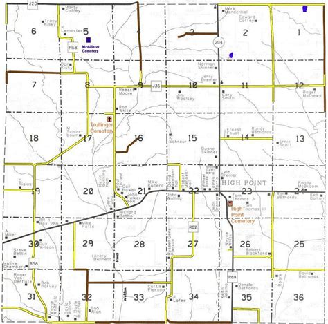 Decatur County Records Iagenweb Decatur County Iowa Decatur County Maps The Knownledge
