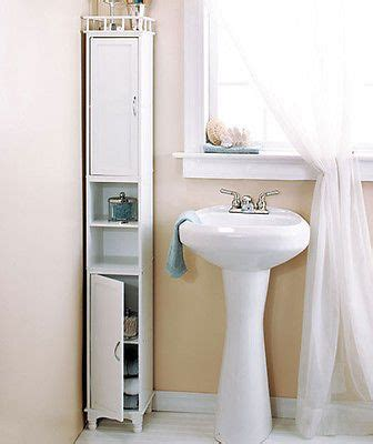 Small Space Bathroom Storage Small Corner Cabinet Organizers And Storage Cabinets On Pinterest