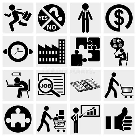 set of business icons human resource finance royalty free stock photos image 33611768 business icons human resource finance logistic stock vector illustration of construction