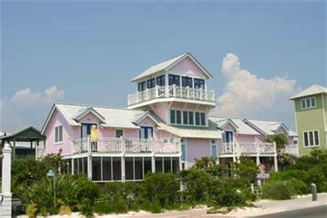 sea side house attractions of the west florida panhandle on the gulf coast beaches of south walton