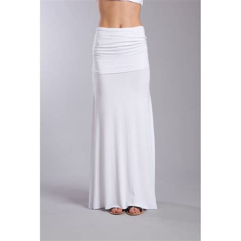 buy charli maxi skirt white