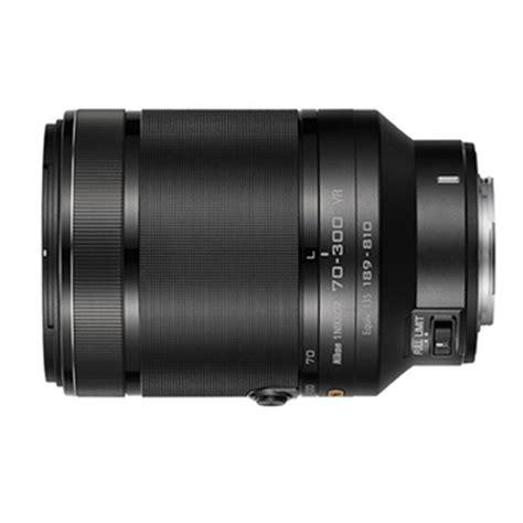 Lensa Nikkor 70 300mm Vr nikon 1 nikkor 70 300mm f 4 5 5 6 vr telephoto zoom lens black lenses nikon at