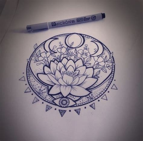 tattoo mandala pinterest 31 of the prettiest mandala tattoos on pinterest lunar