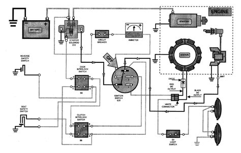 mtd ignition switch wiring diagram wiring diagram list